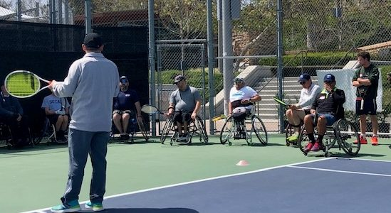 Wheelchair providers engage with Coach's Workshop
